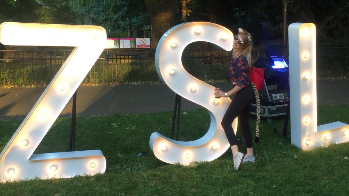 ZSL zoo night lights