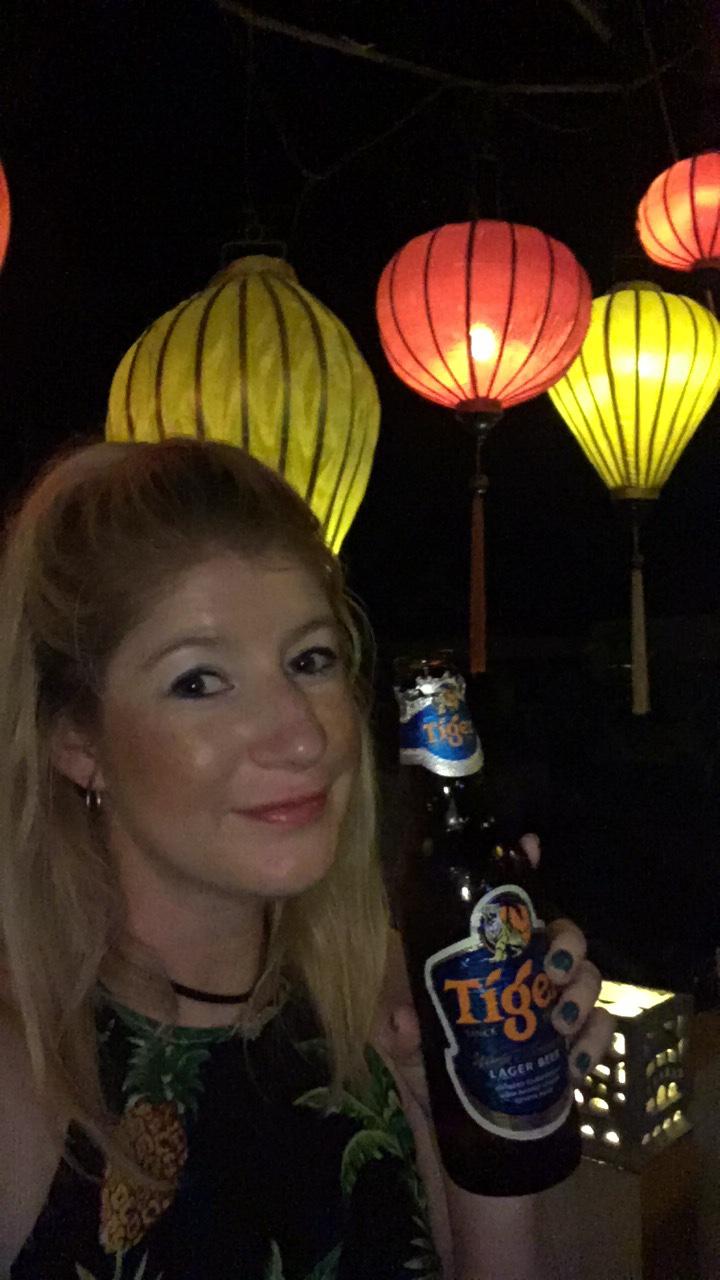Lanterns roof bar Hoi An