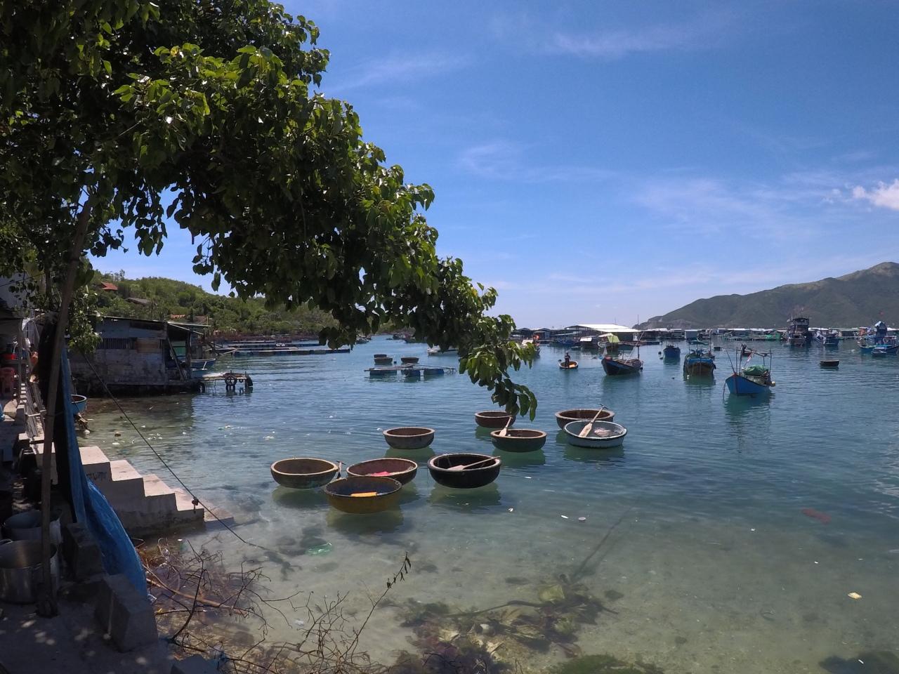 Bamboo Boats Nah Trang