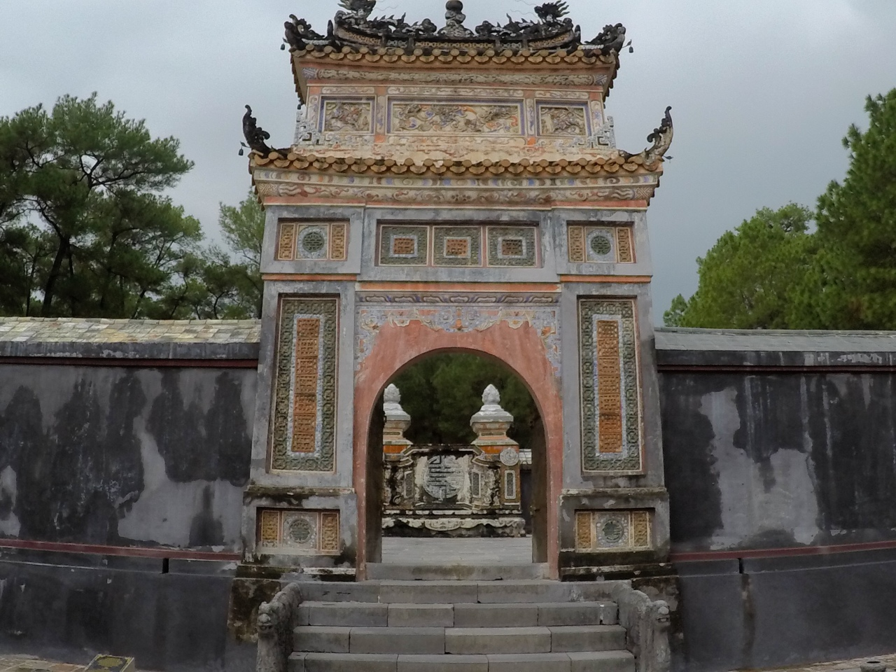 Forbidden Palace Hue