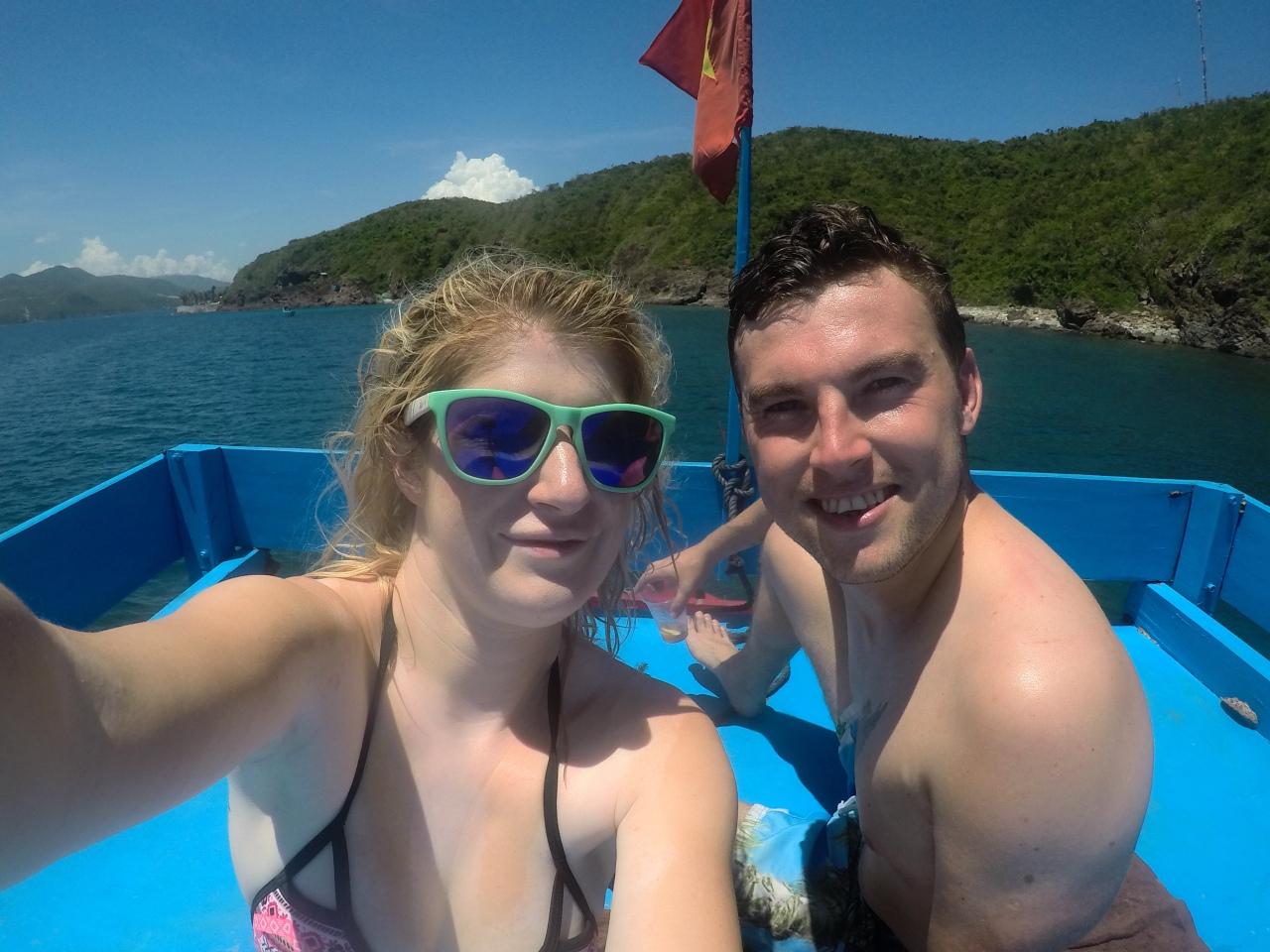 Snorkel trip Nah Trang