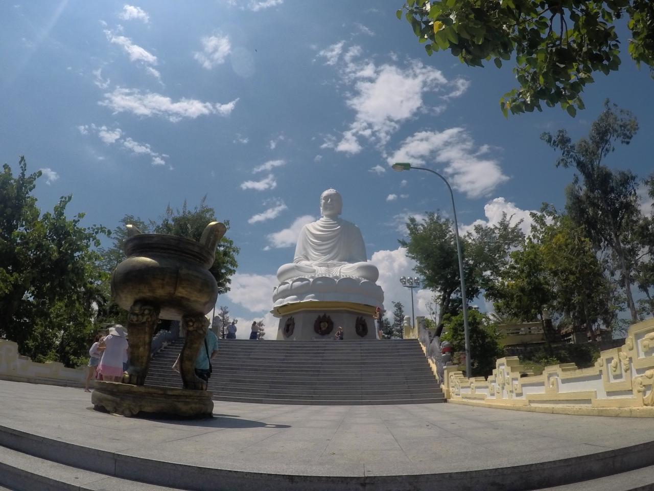 Nah Trang Pagoda Buddha