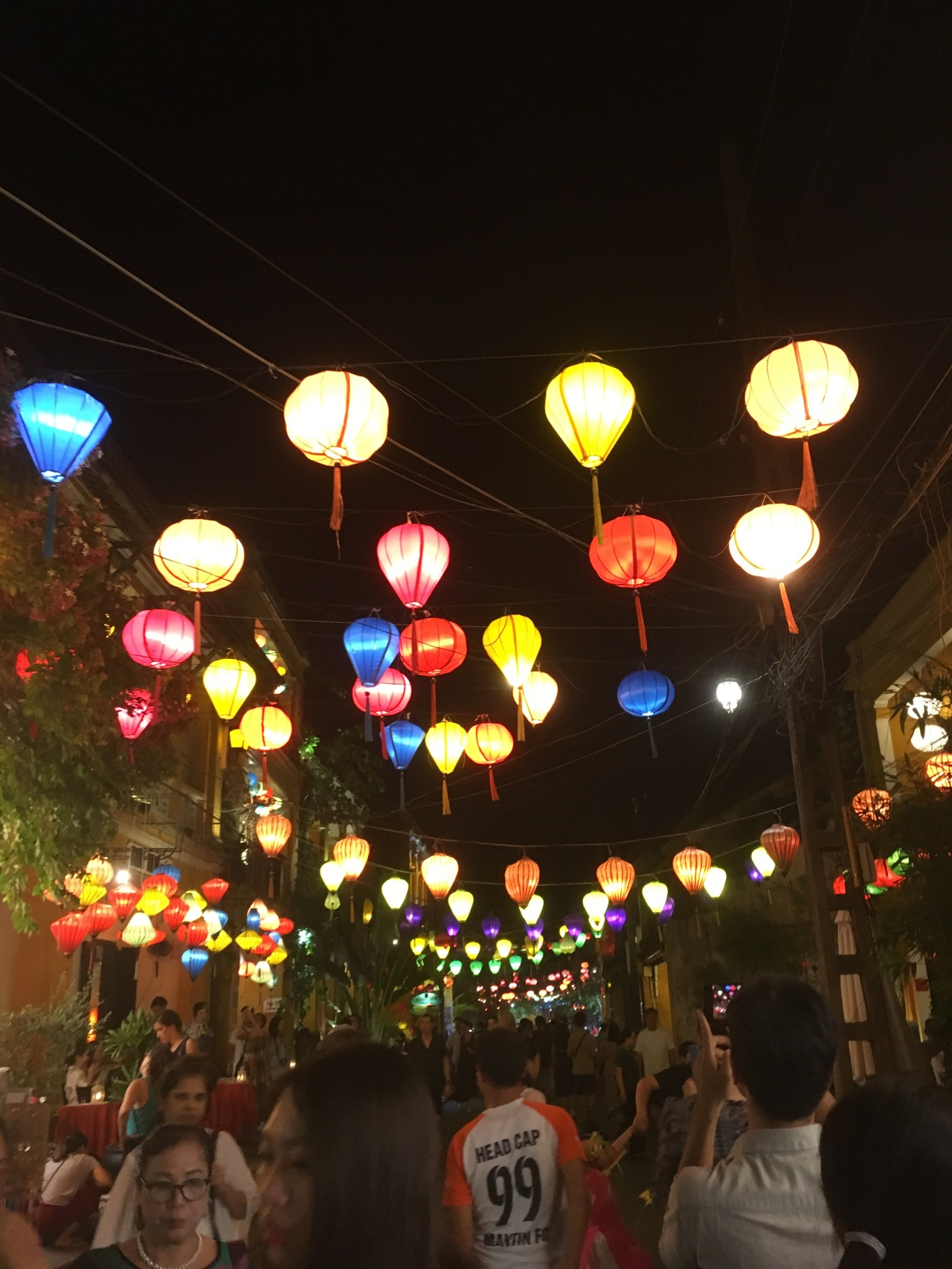 Hoi An by night