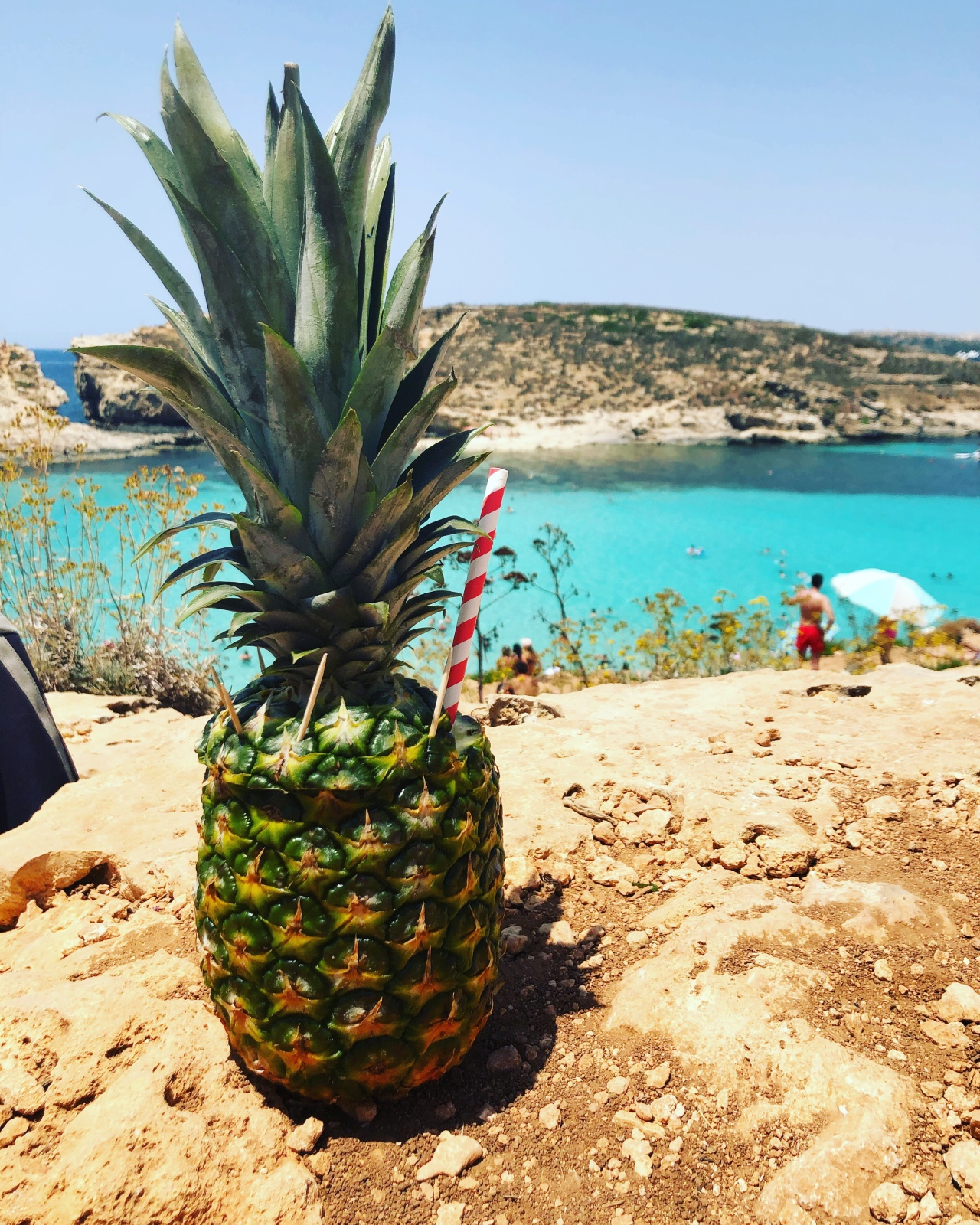 Backpacking in Malta