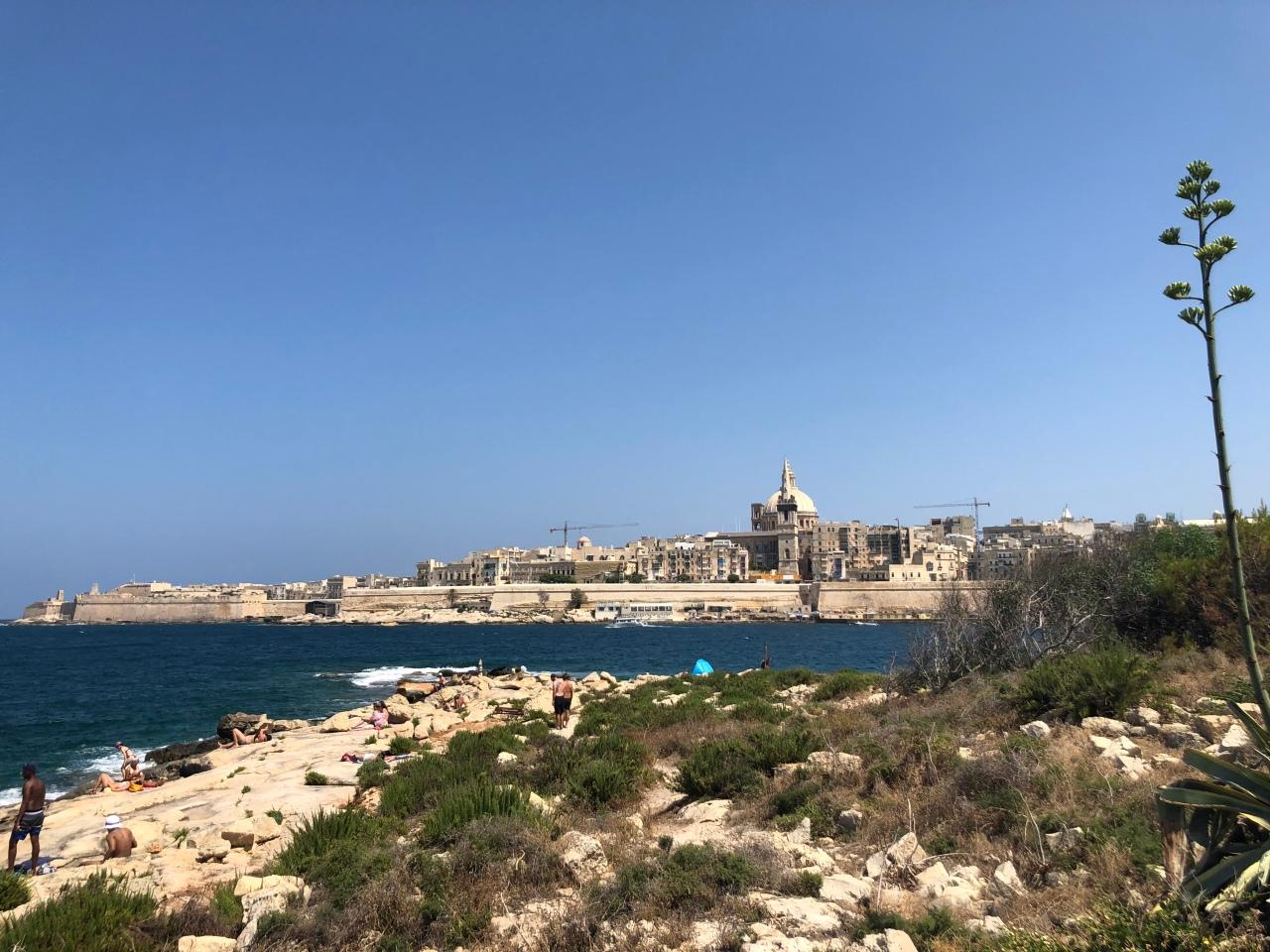 Cultural Malta – Sliema, Valletta andMdina