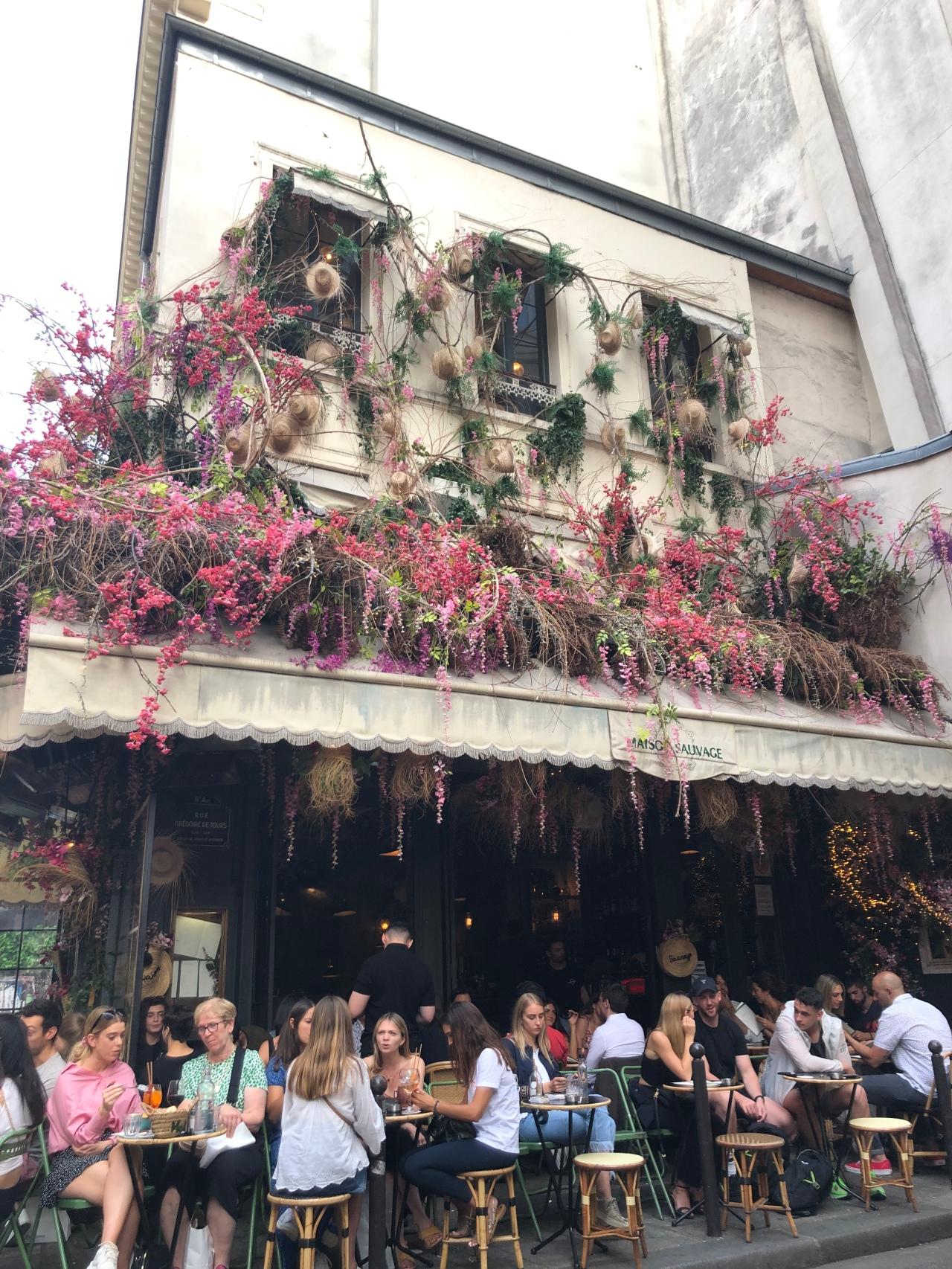 Latin Quarter bars Paris
