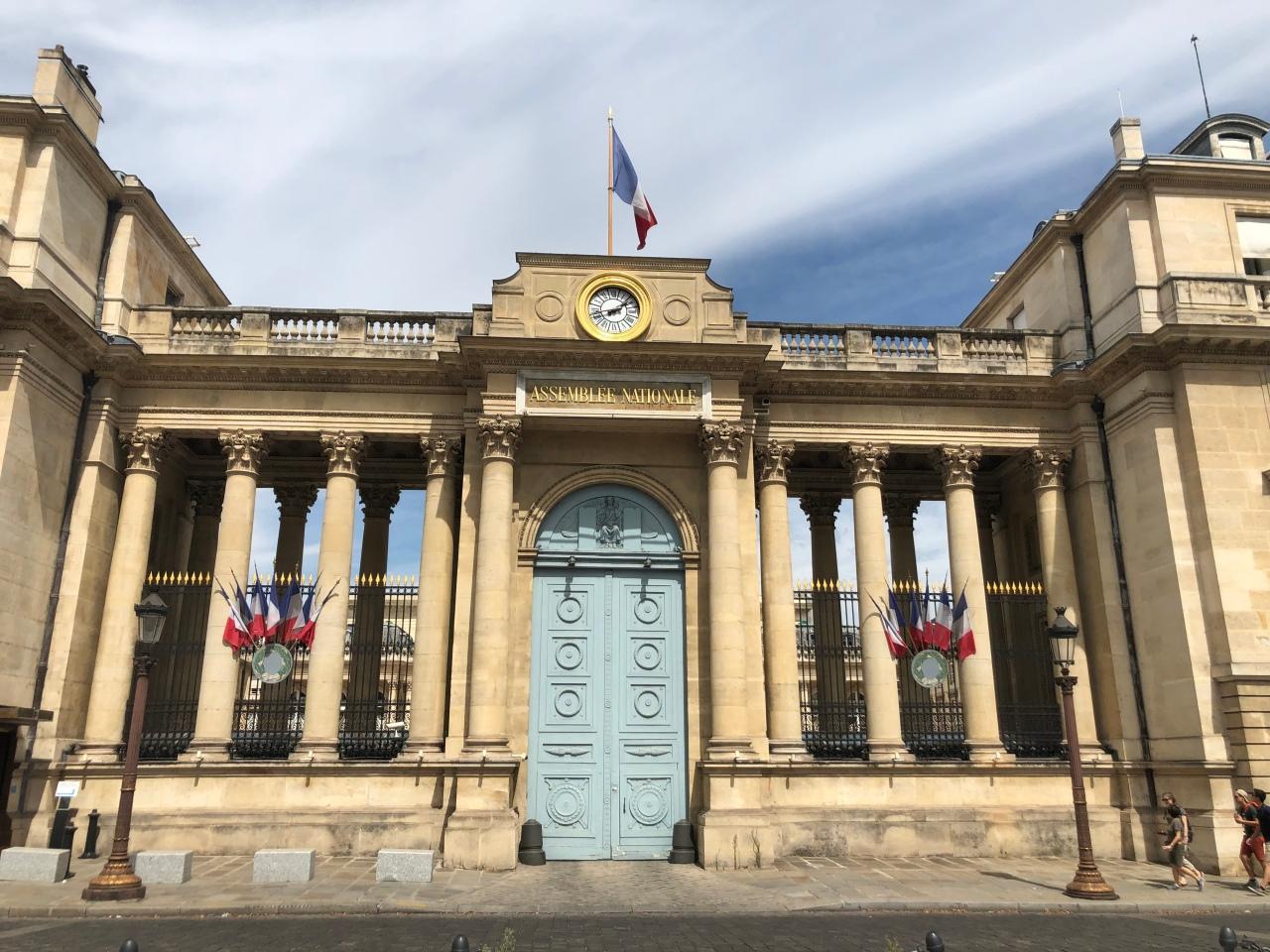 Asemblee Nationale Paris