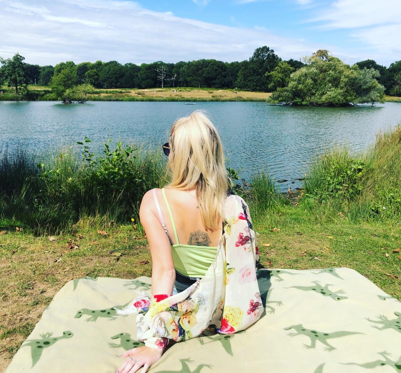 Richmond – end of summer daytrip