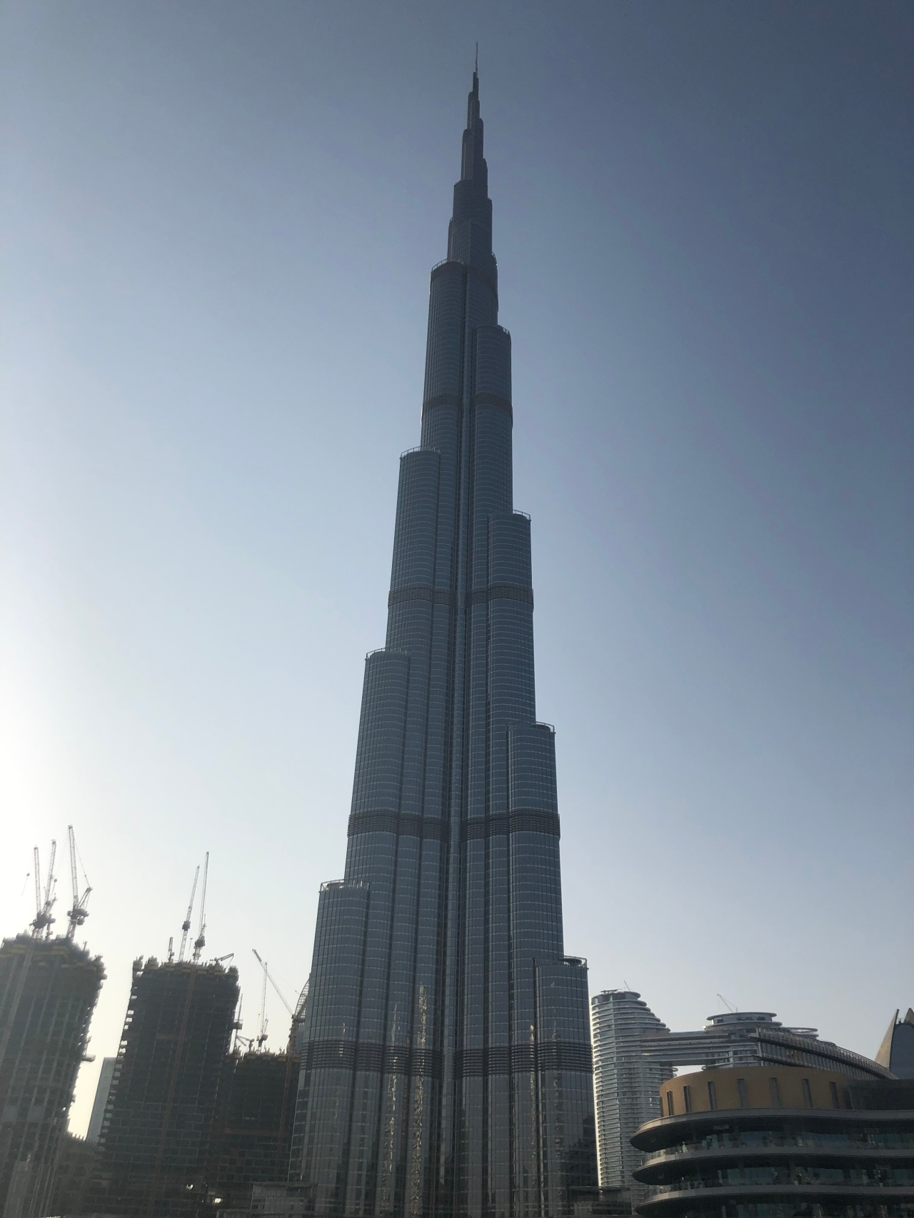 Burj Khalifa tallest building in the world