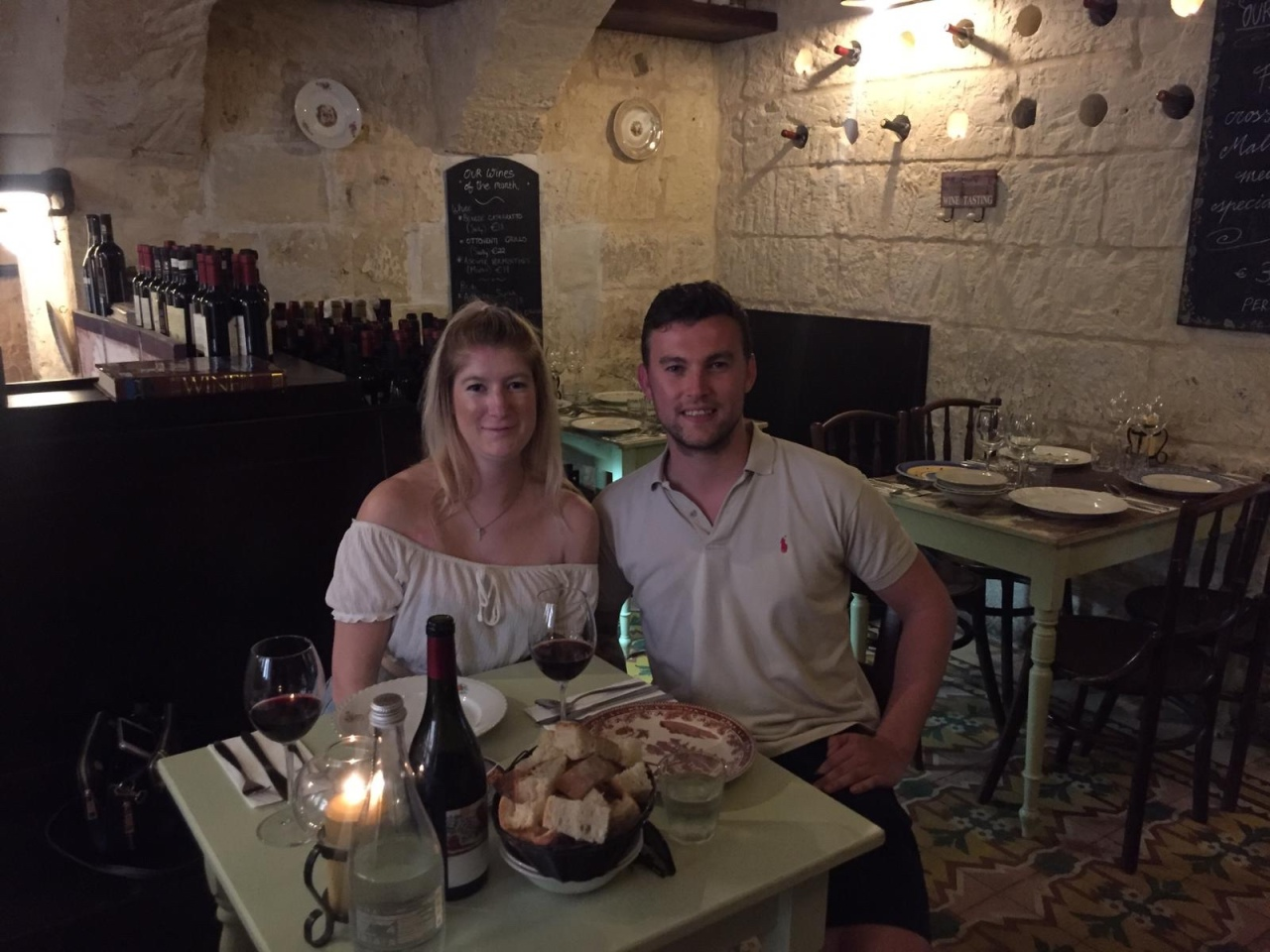 Places to eat in Malta