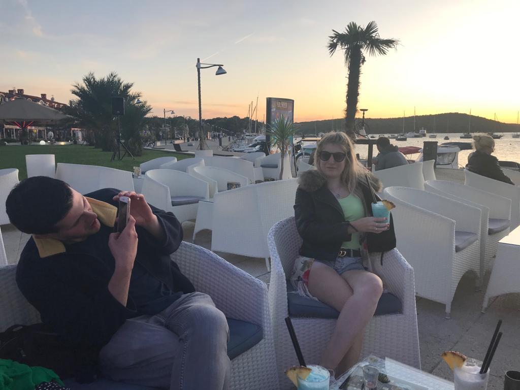 sunset cocktails Medulin