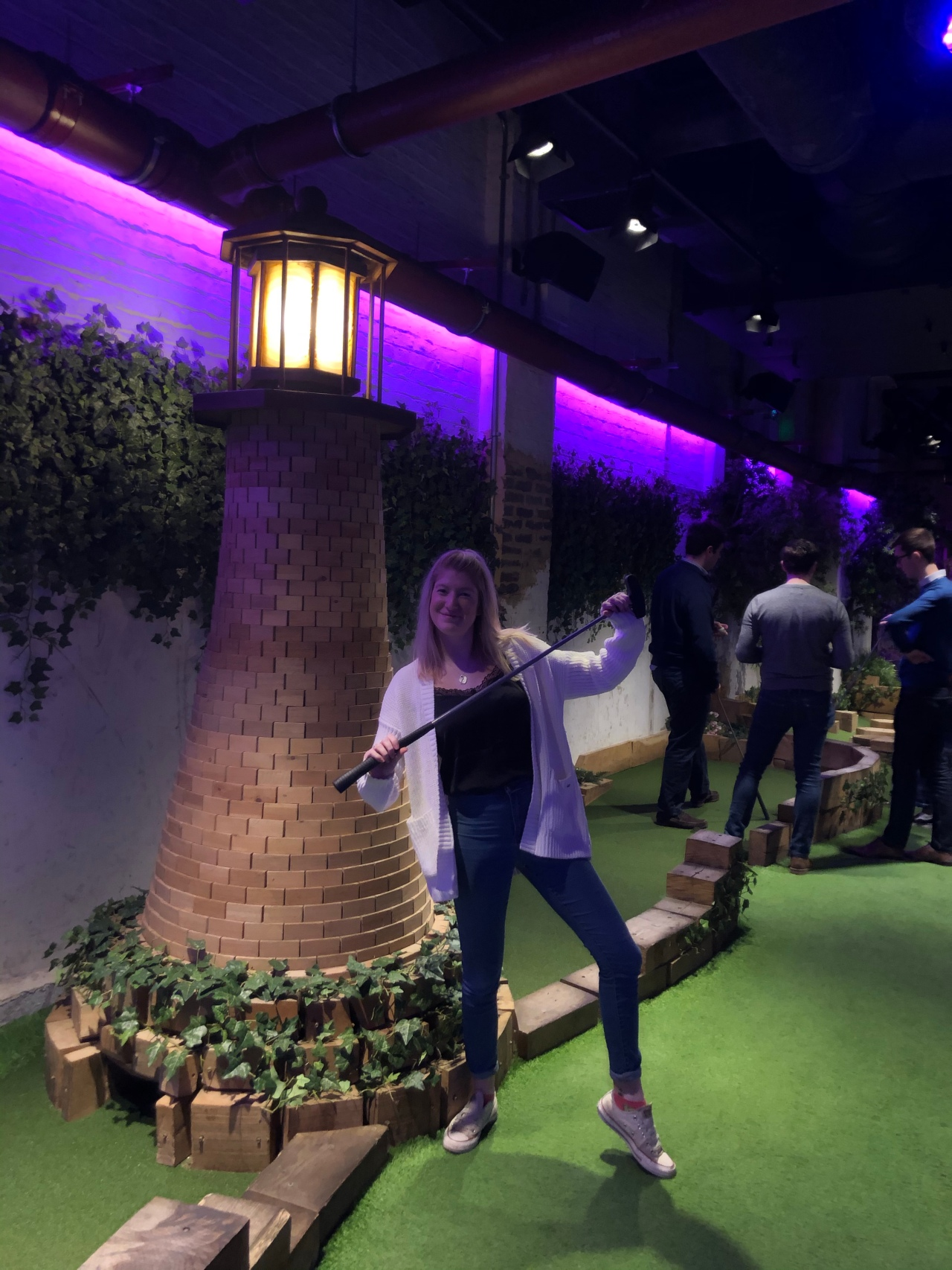 The lighthouse course Swingers London