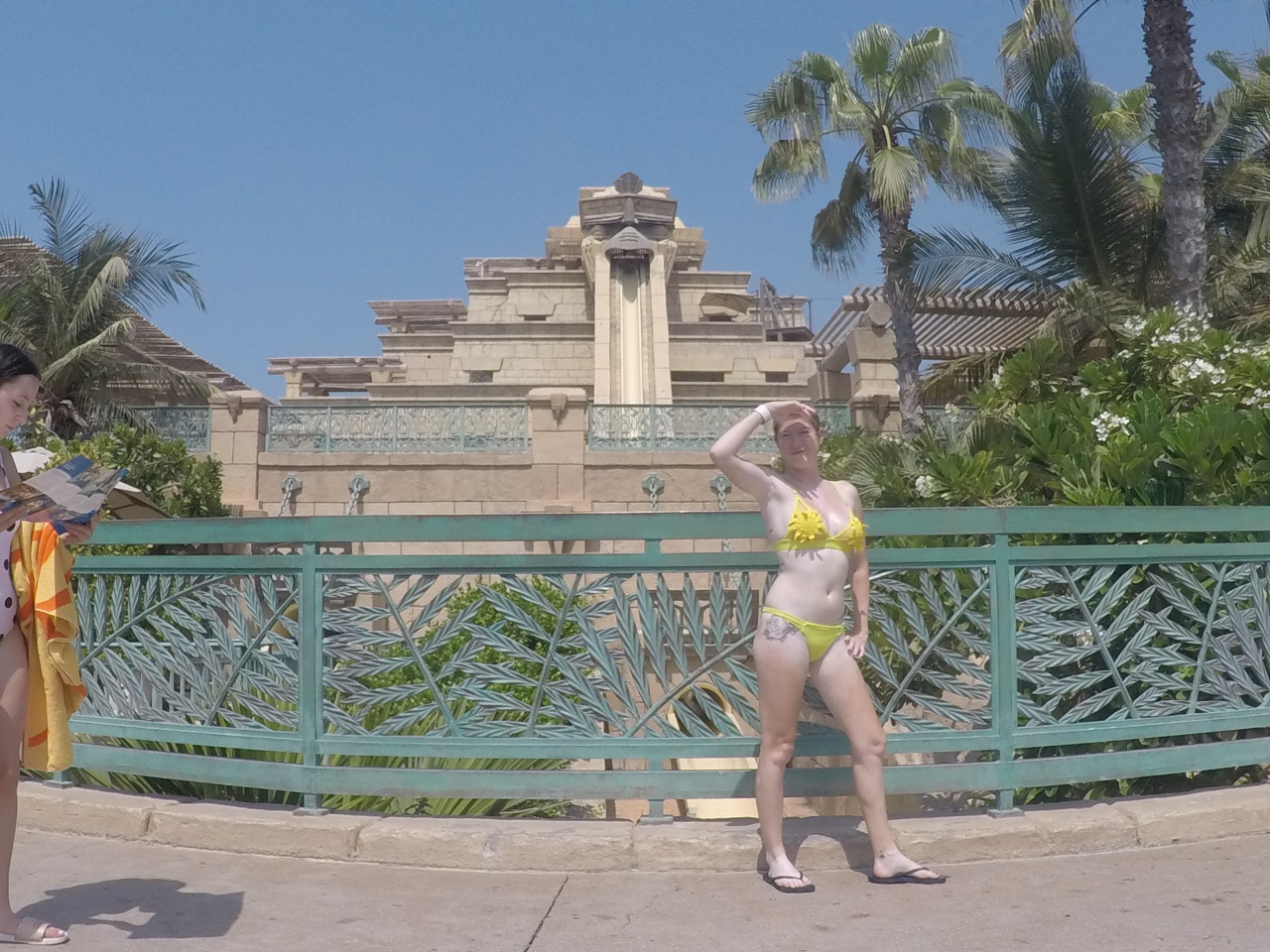 Aquaventure Water Park, Atlantis The Palm